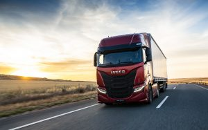 IVECO S-WAY. DRIVE THE NEW WAY.