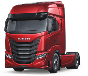 Iveco S-Way, drive your own Way!