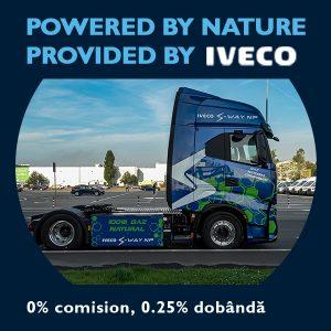 IVECO S-Way NP – Sustenabilitate accesibilă